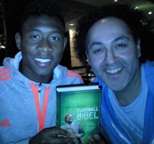 David Alaba Fussball Bibel