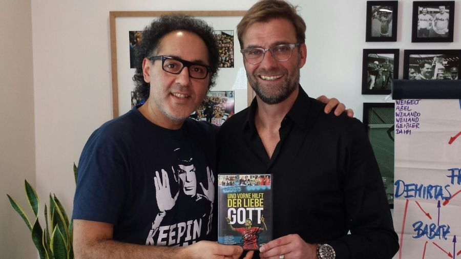 kloppo DVD David mini